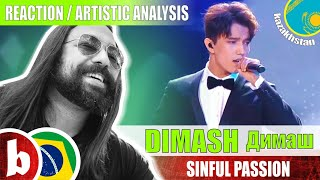 Dimash Sinful Passion Reaction Rea o Artistic Analysis SUBS.mp3