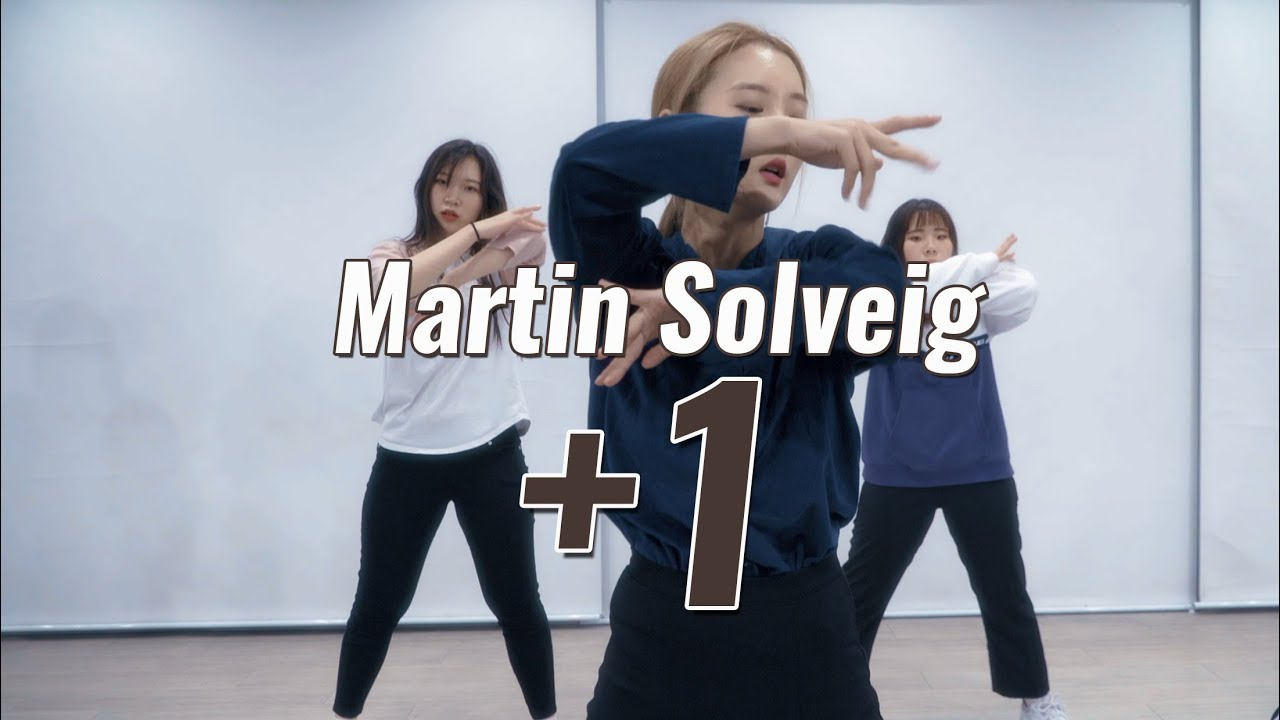 Martin Solveig 1 Feat Sam White Choreography Video Rhz Youtube