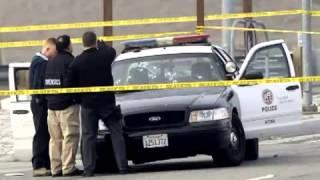 """Police Audio Reveals """"plan"""" To Burn Down Dorner's Cabin"""
