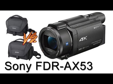 soft-carrying-case-sony-lcs-u21-vs-sony-lcs-u11-|-which-one-is-the-best-for-your-sony-fdr-ax53