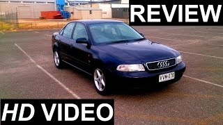 1996 audi a4 1 8 turbo review