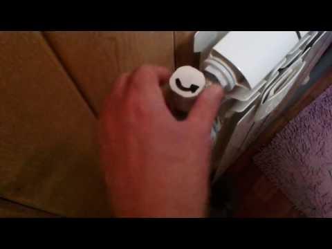 Как правильно перекрыть батарею отопления в квартире если жарко
