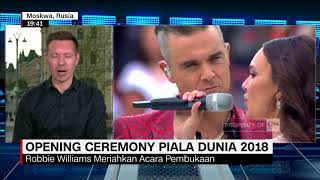 Opening Ceremony Piala Dunia 2018