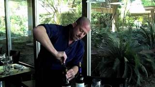 the improv chef how to rescue a broken cork