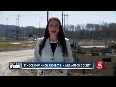 School district races to keep up with population boom in Williamson County