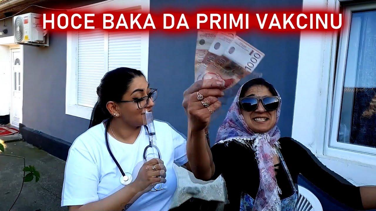 Download #Banatboysparody HOCE BAKA DA PRIMI VAKCINU - PARODIJA CHUPA BEND