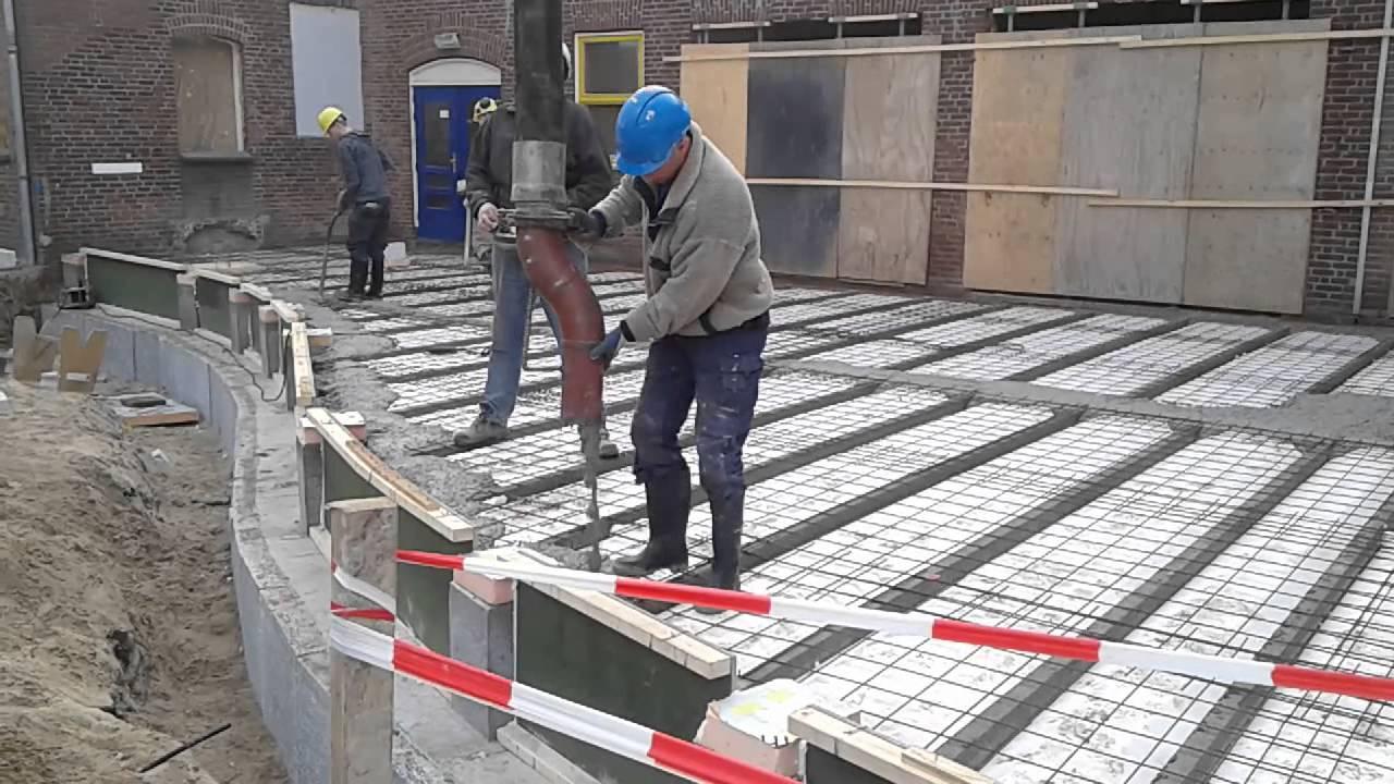 Carrousel storten van de vloer uitbouw youtube - Carrousel vloer ...