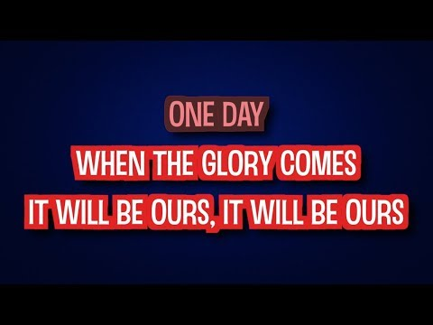 Glory - John Legend | Karaoke LYRICS