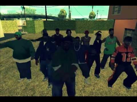 Eazy E real compton city (GTA SA version)