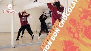 [1M TUTORIAL] EVERGLOW (에버글로우) - Bon Bon Chocolat (봉봉쇼콜라) [1 MILLION DANCE STUDIO CUT]