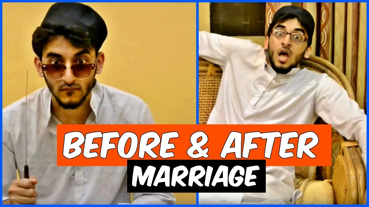 Download Indians Before & After Marriage l The Baigan Vines
