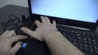 Instalare Windows pe Lenovo Ideapad 100 15IBD FreeDos