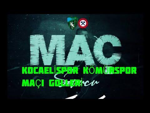 Kocaelispor - kömürspor maçı (golleri) 30.12.2020 | Kocaelispor Sevdası