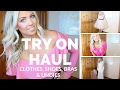 👗TRY ON Fashion Haul👗 | TJ Maxx, Fashion Nova, Trend Pay, Bria Bella, Victoria's Secret & More
