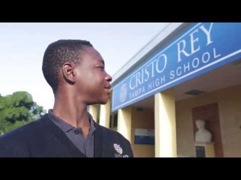 Step Up for Students Partnership with Cristo Rey Tampa