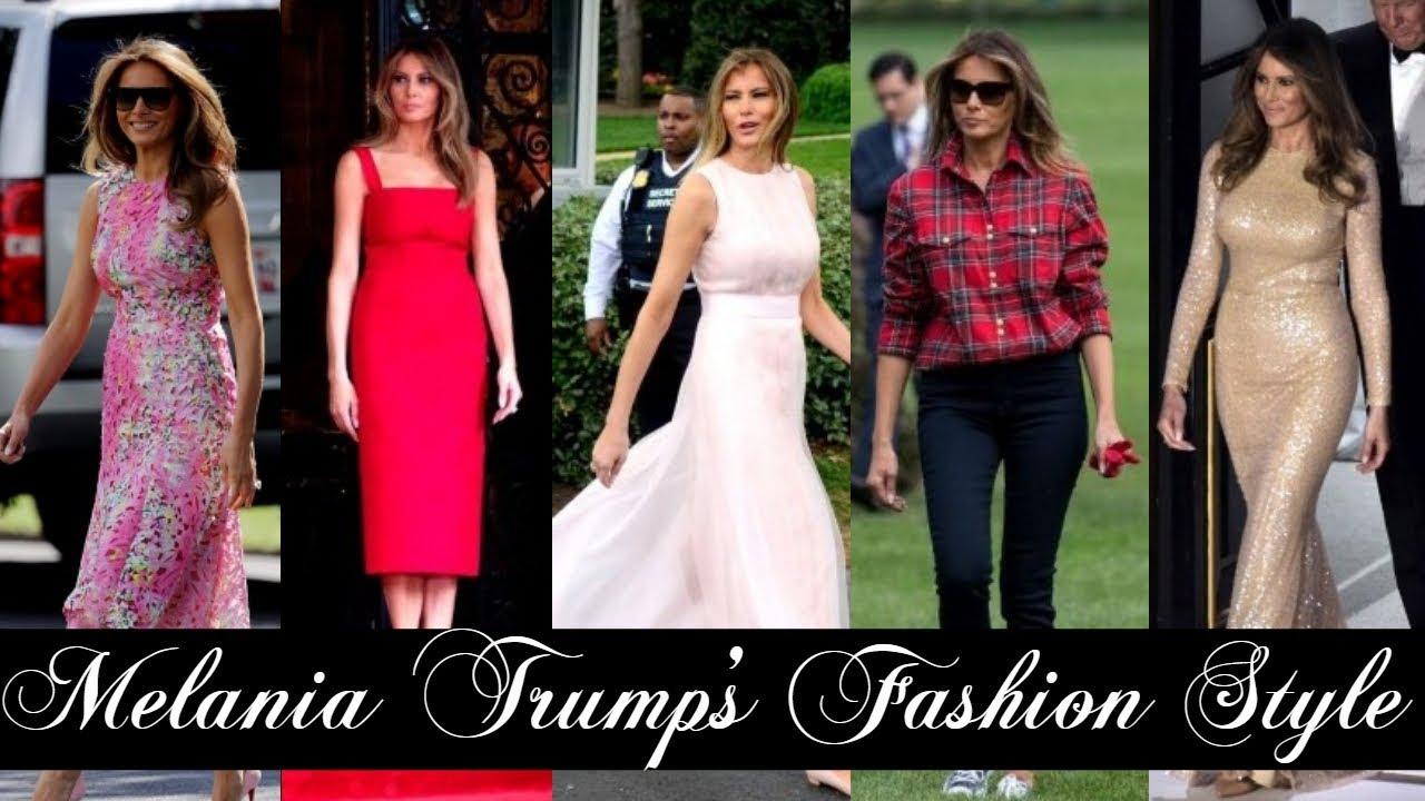 8438add9aae Melania Trump s Fashion Style Beautiful Outfits Photos  Melania Trump s  Fashion 2018