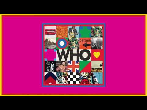 The Who Releases 1st Studio Album In 13 Years, 'Who'
