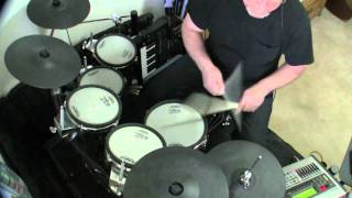 Swingtown - Steve Miller (Drum Cover)