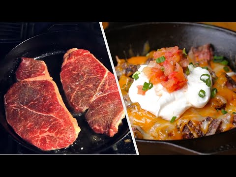 Delicious Steak Dinner Recipes With A Twist