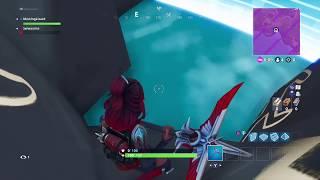 Fortnite: 0 Kill Win at bottom of Map!!! (My prospective)