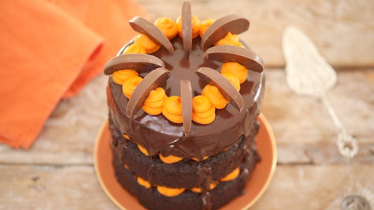 Best Ever Chocolate Amp Orange Cake Gemma S Bigger Bolder