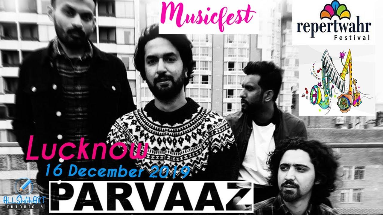Repertwahr 10 || Music Fest || Parwaaz Band || Khalid|| 06