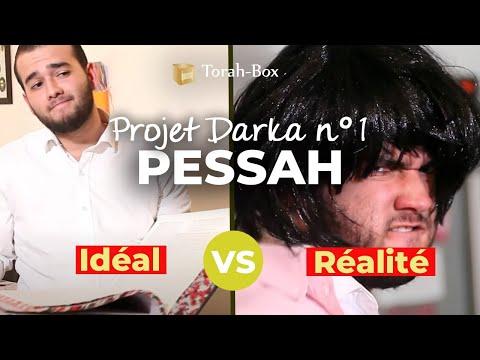 Projet Darka n°1 - Pessa † h : idéal VS réalité