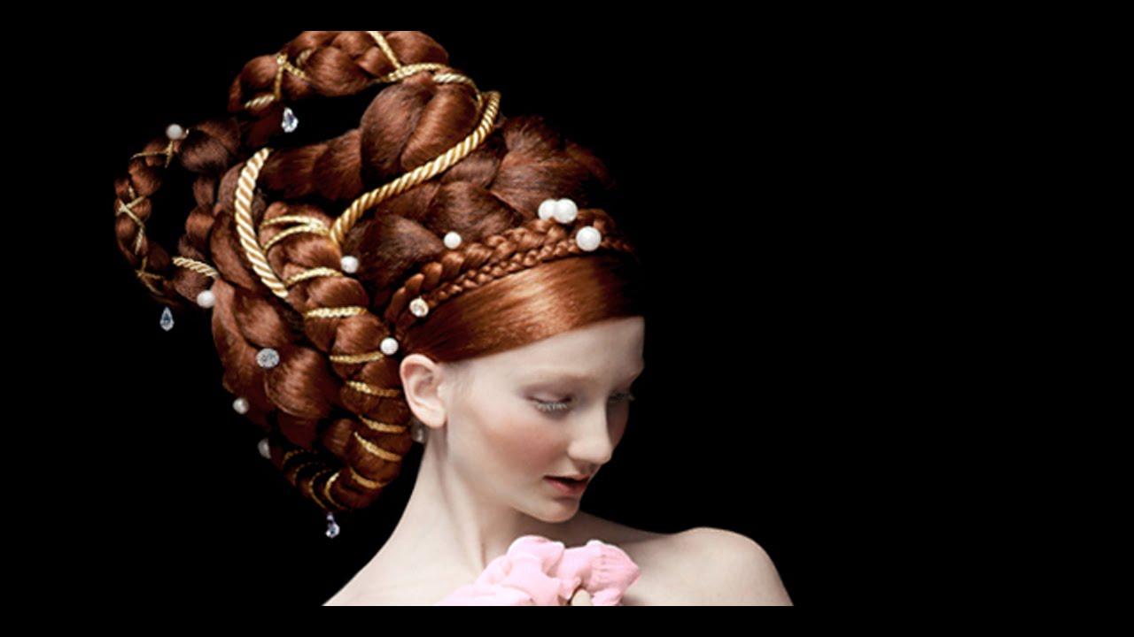 Renaissance Hairstyle Inspiration  LA DONNA VESPUCCI  Project Hair  YouTube
