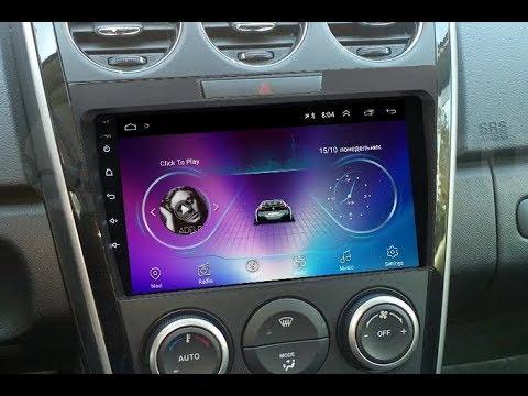 Штатная магнитола Mazda CX-7 (2006-2012) Android TA097