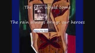 Blue October Clumsy Card House Lyrics (read info)