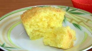 Вкусный десерт из кокоса - Куиндим (Quindim) / Домашние рецепты сладостей