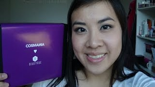 Beautybox Unboxing ''Cosmania Edition'' Thumbnail