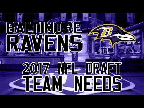 2017 NFL Draft Team Needs: Baltimore Ravens