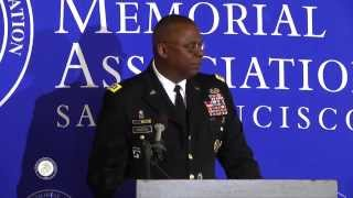 2015 George P. Shultz Lecture Series - General Lloyd J. Austin, III - Preview
