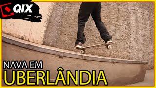 Skate em Uberlândia com Mauricio Nava