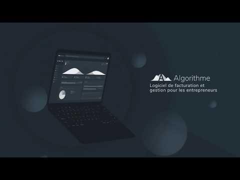 Algorithme.io - Logiciel de facturation et gestion pour les entrepreneurs