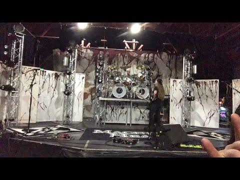 MACHINE HEAD - Halo Tour Rehearsal (Catharsis North American Tour)