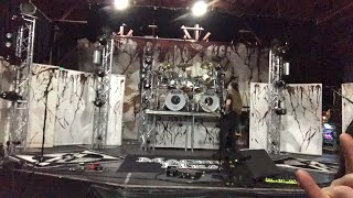 MACHINE HEAD - Halo Tour Rehearsal (Catharsis North American Tour)
