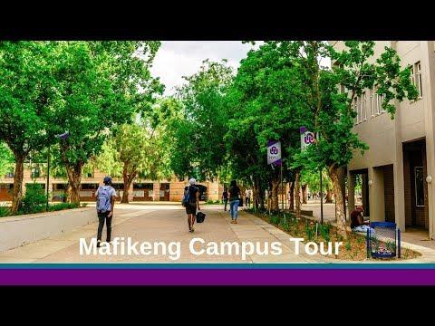 Campus Tour - Mafikeng Campus