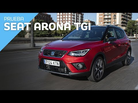 Prueba SEAT Arona TGI 2019 / Review en Español / Test / Coche Eco de GNC