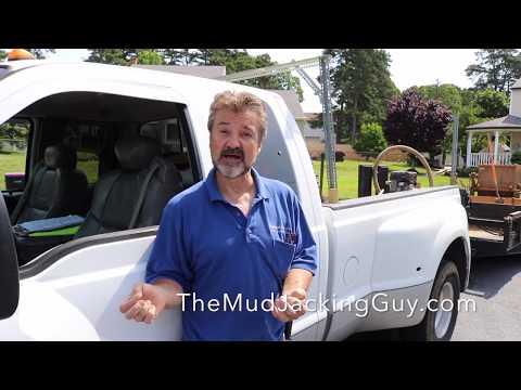 The MudJacking Guy