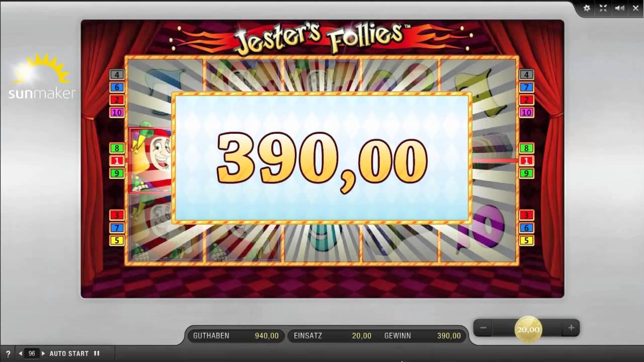 sunmaker online casino wonky