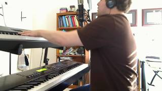 Tori Amos: Black Dove (January) Cover - Voice, Wurlitzer & Piano - Improvised