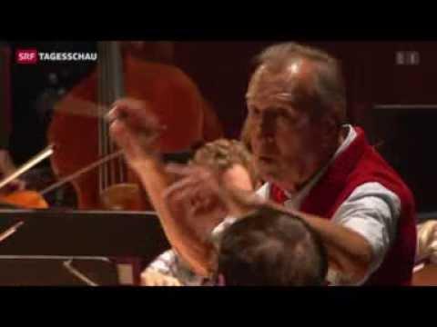 Claudio Abbado i.M. - Interview Rachel Harnisch - SRF Tagesschau Full Version