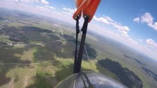 freefly head down 285 km h finaly