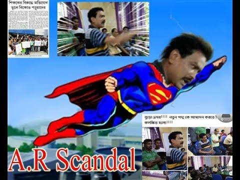 Animesh Roy AR Scandal   mix by DJ PINAX