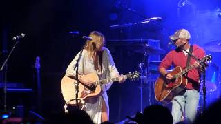 Grace Potter & Kenny Chesney - You And Tequila; Burlington, VT 9/14/13