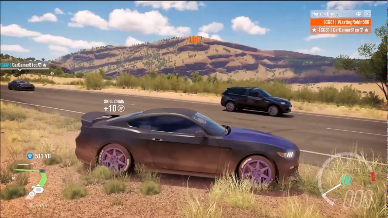 Forza Horizon 3 Chevy Vs Ford Best Modern Muscle Car! - YouTube