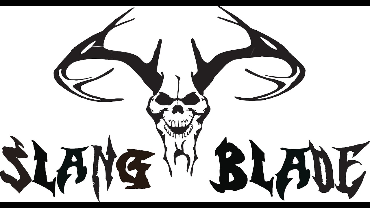 Slang Blade from Fire-N-The-Hole