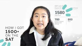 How I Got 1500+ on the SAT